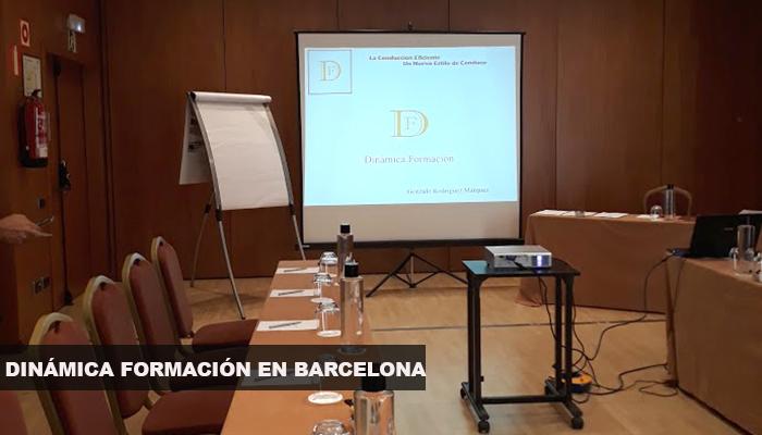 DINÁMICA FORMACIÓN EN BARCELONA